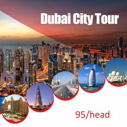 Dubai City Tour Packages